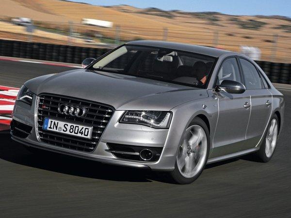 Audi S8 (3e Generation)