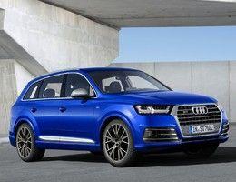 Audi Sq7 (2e Generation)