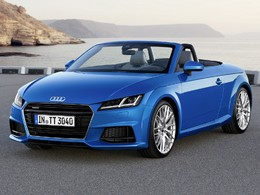 fiche technique audi tt 3 roadster iii roadster 2 0 tfsi 230 2015. Black Bedroom Furniture Sets. Home Design Ideas