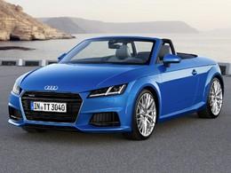 Audi Tt 3 Roadster