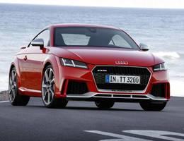 Audi Tt 3 Rs