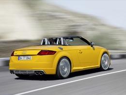 Audi Tt 3 S Roadster