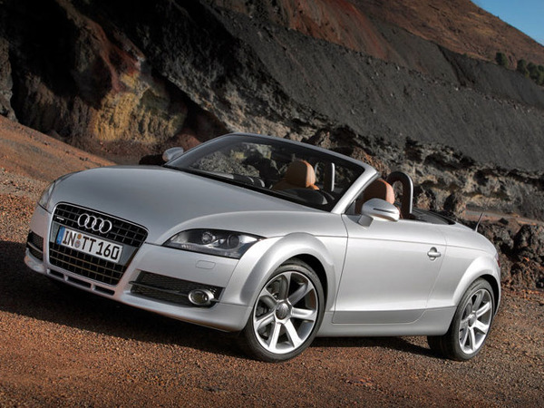 fiche technique audi tt ii 2 roadster 1 8 tfsi 160 s. Black Bedroom Furniture Sets. Home Design Ideas