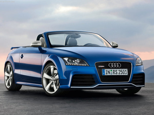 audi tt 2 rs roadster essais fiabilit avis photos vid os. Black Bedroom Furniture Sets. Home Design Ideas