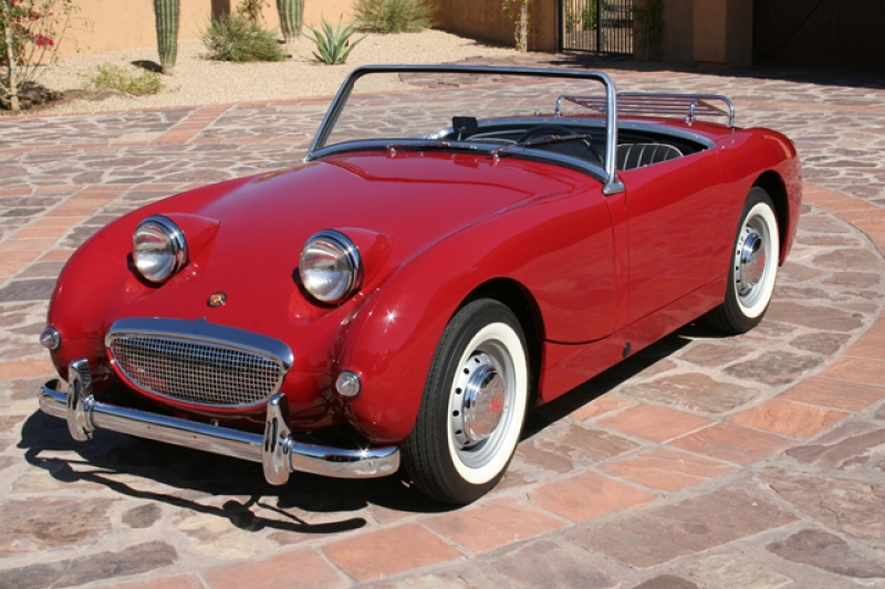 austin healey sprite roadster essais fiabilit avis photos prix. Black Bedroom Furniture Sets. Home Design Ideas