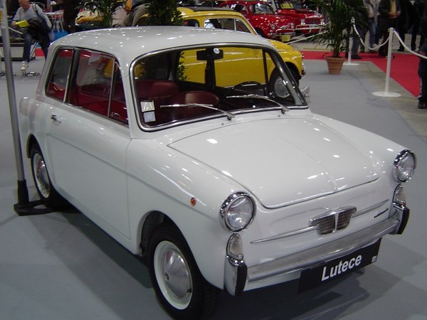 Photo AUTOBIANCHI LUTECE