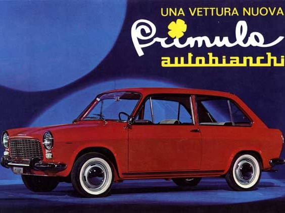 Photo autobianchi primula