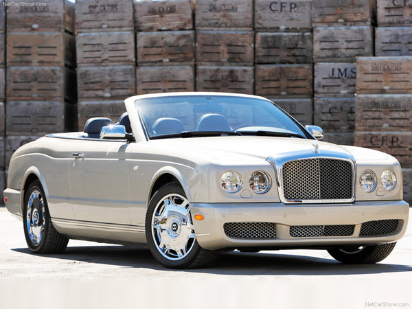 Photo bentley azure 2009