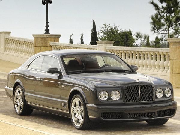 Bentley Brooklands 2