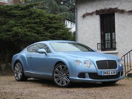 Bentley Continental 2 Gt Speed