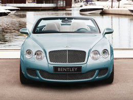 Bentley Continental Cabriolet