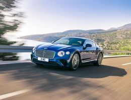 Bentley Continental Gt 3