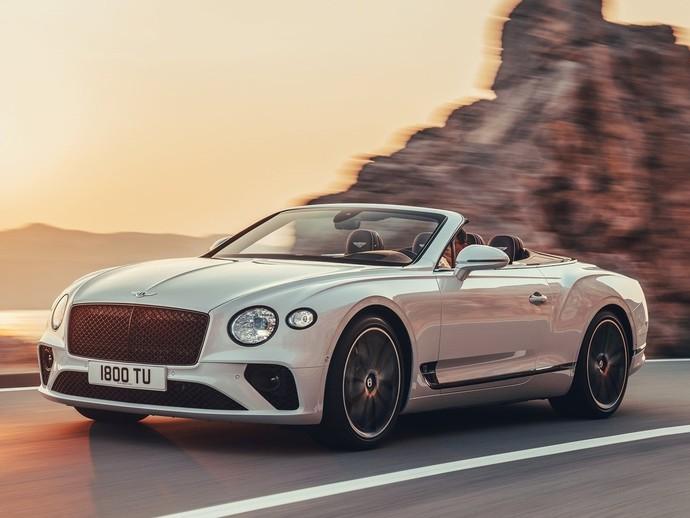 Bentley Continental Gtc 3