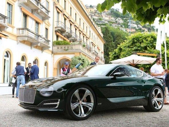 BentleyExp 10 Speed 6 Concept