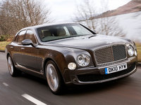 photo de Bentley Mulsanne 2