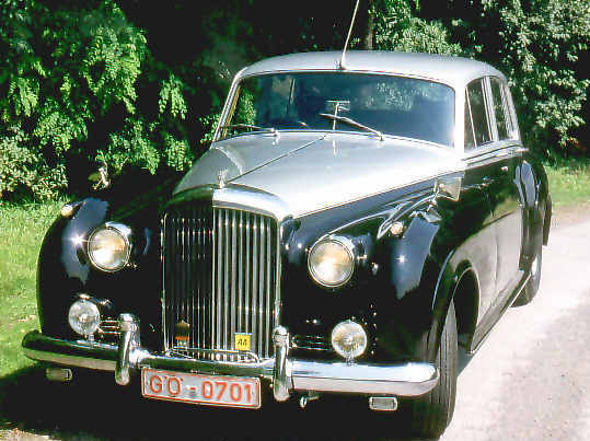 Photo BENTLEY S2