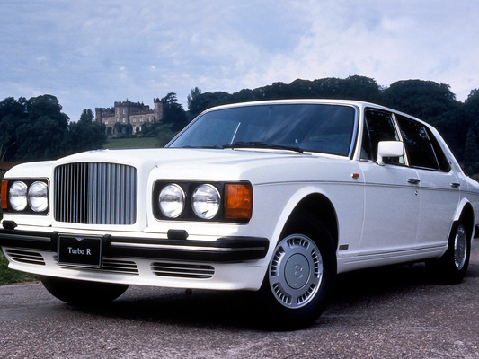 Photo BENTLEY TURBO R