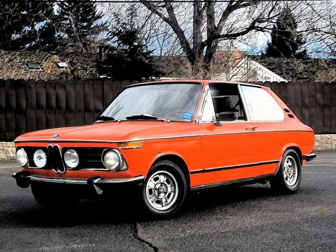 Photo BMW 2000