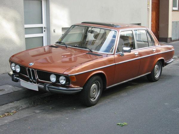 Photo BMW 2500