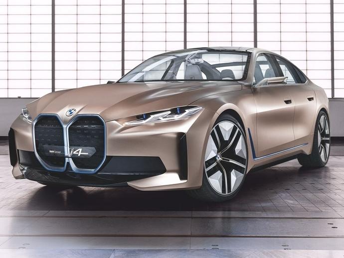 Photo BMW I4