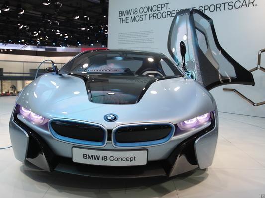 BmwI8 Concept