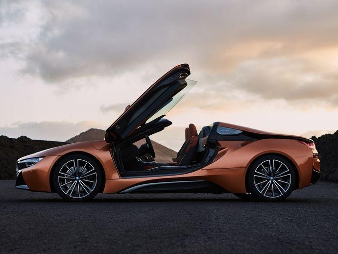 Photo BMW I8