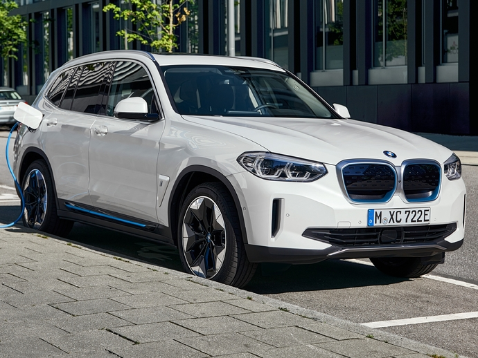 Photo BMW IX3