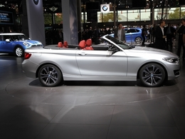 Bmw Serie 2 F23 Cabriolet