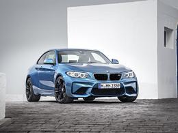 Bmw Serie 2 F87 Coupe M2
