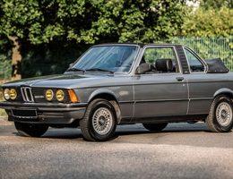 Bmw Serie 3 E21 Cabriolet