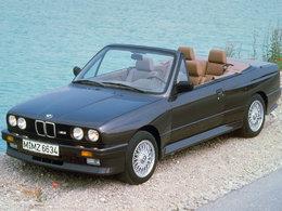 Bmw Serie 3 E30 Cabriolet M3