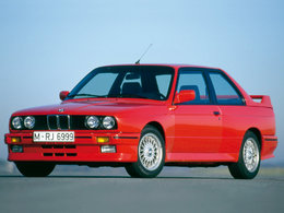 Bmw Serie 3 E30 Coupe M3