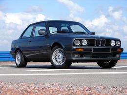 Bmw Serie 3 E30 Coupe