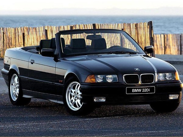 argus bmw serie 3 1995 e36 cabriolet 325i. Black Bedroom Furniture Sets. Home Design Ideas