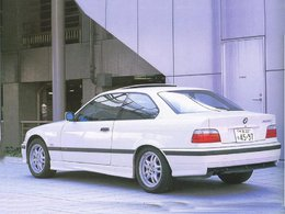 Bmw Serie 3 E36 Coupe