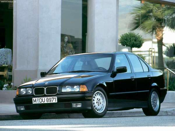 argus bmw serie 3 1992 e36 320i. Black Bedroom Furniture Sets. Home Design Ideas