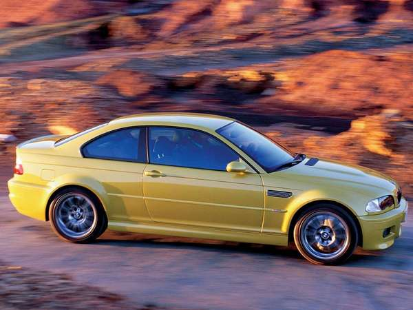 Bmw Serie 3 E46 Coupe M3