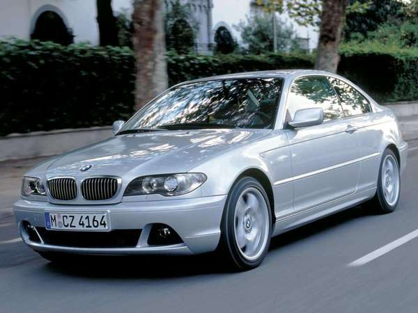 Bmw Serie 3 E46 Coupe
