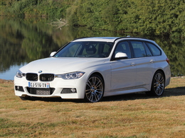 photo de Bmw Serie 3 F31 Touring