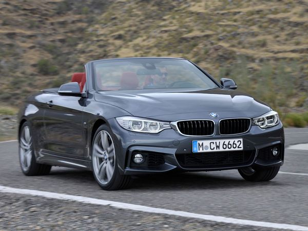 Bmw Serie 4 F33 Cabriolet