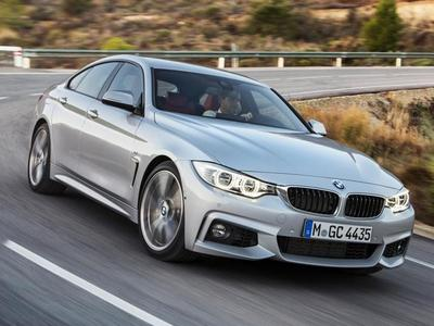 Bmw Serie 4 F36 Gran Coupe