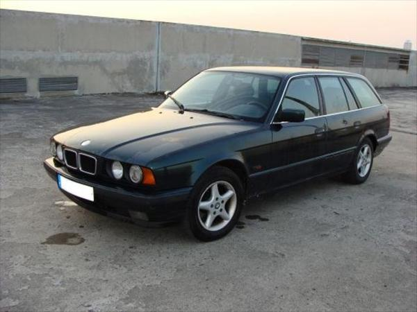 bmw serie 5 e34 touring essais fiabilit avis photos vid os. Black Bedroom Furniture Sets. Home Design Ideas