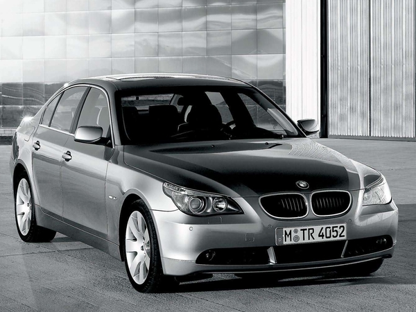 bmw serie 5 e60 essais fiabilit avis photos vid os. Black Bedroom Furniture Sets. Home Design Ideas