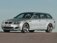 photo de Bmw Serie 5 E61 Touring M5