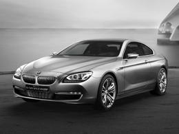 Bmw Serie 6 Coupe Concept
