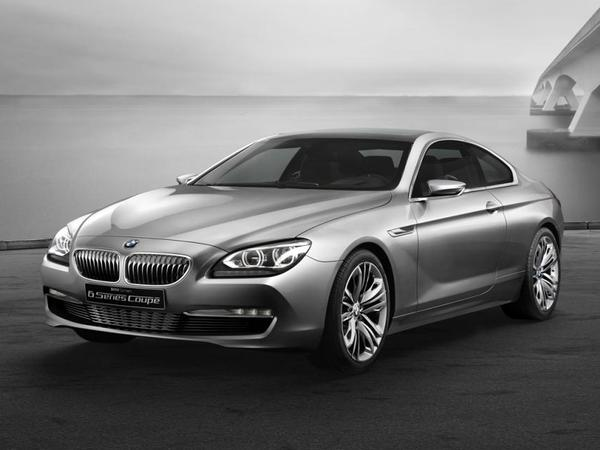 BmwSerie 6 Coupe Concept