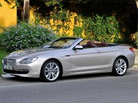 photo de Bmw Serie 6 F12 Cabriolet