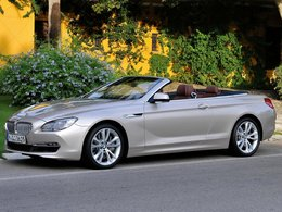 Bmw Serie 6 F12 Cabriolet