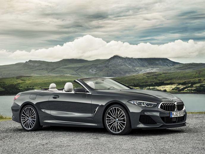 Photo BMW SERIE 8
