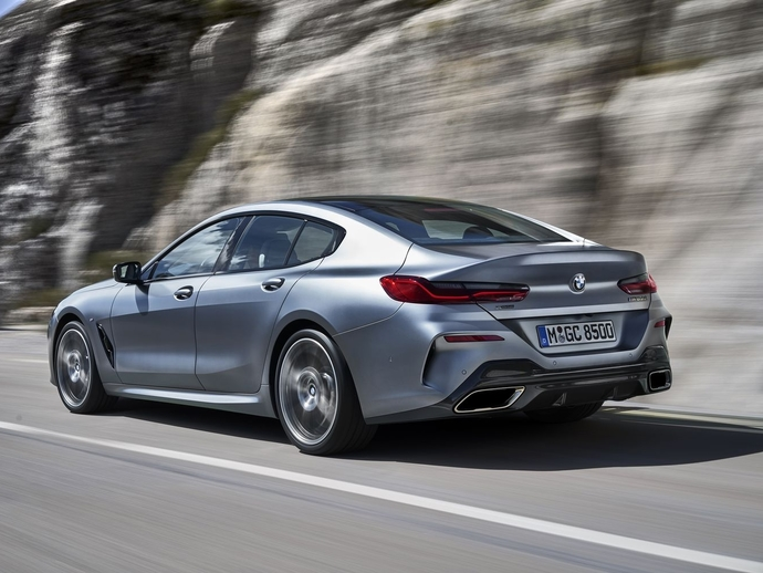 Photo BMW SERIE 8 GRAN COUPE